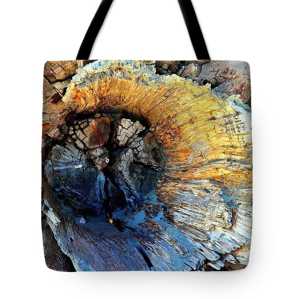 Fleur Of The Sea Tote Bag by Lauren Leigh Hunter Fine Art Photography