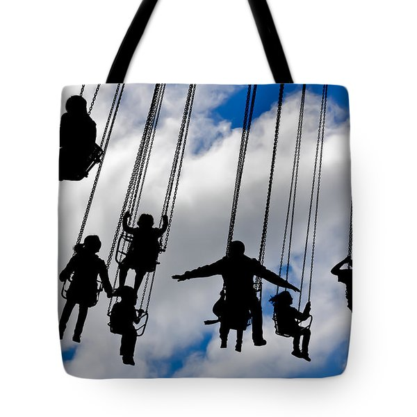 Flight Tote Bag by Caitlyn  Grasso