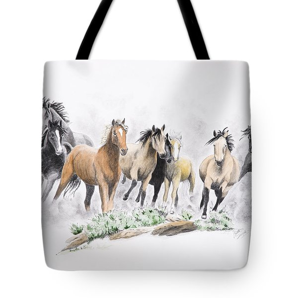 Flight For Freedom Tote Bag