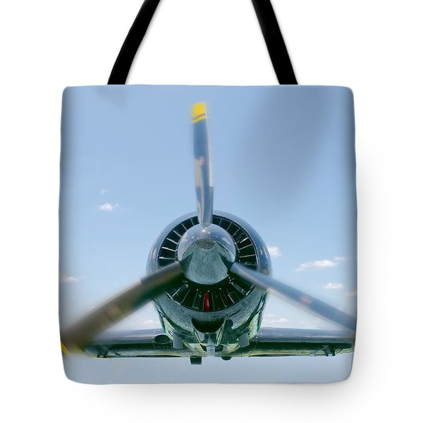Flight In Color Tote Bag