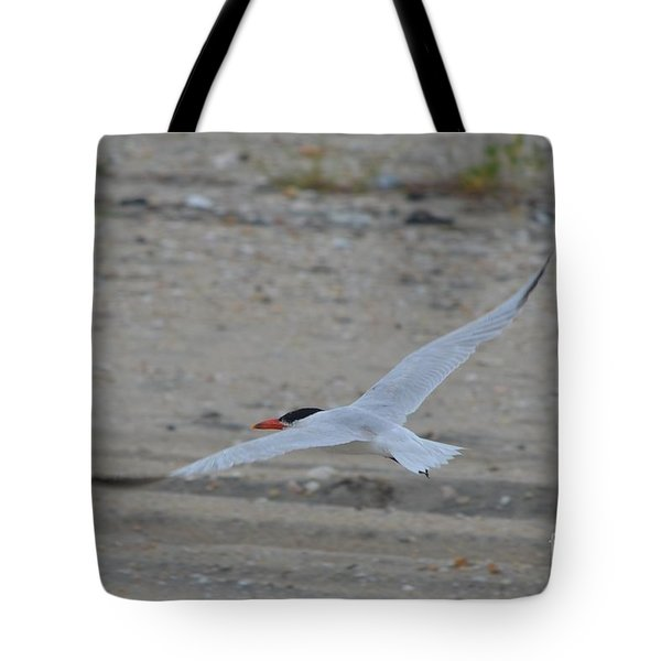 Tote Bag featuring the photograph Flight by James Petersen