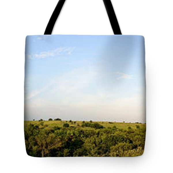 Tote Bag featuring the photograph Flint Hills 2 by Brian Duram