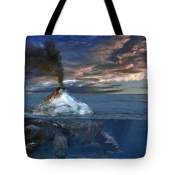 Flint Tote Bag by Rick Mosher