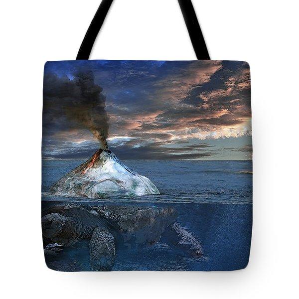 Flint Tote Bag