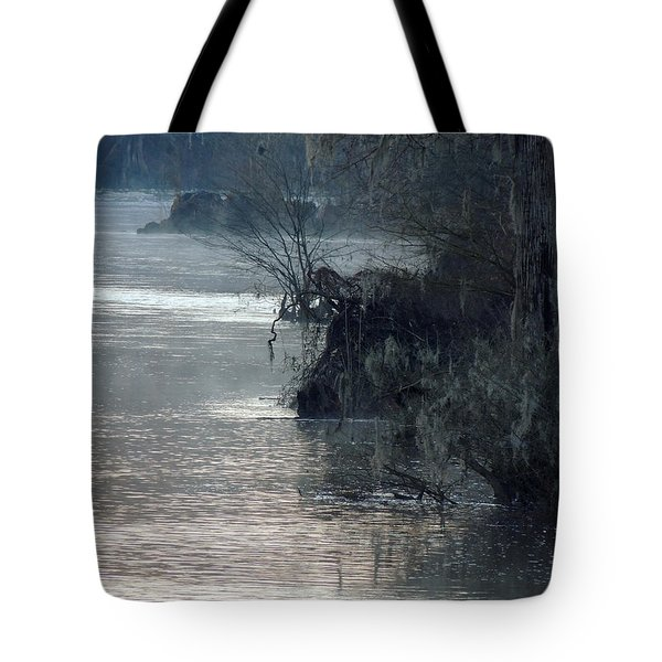 Tote Bag featuring the photograph Flint River 28 by Kim Pate