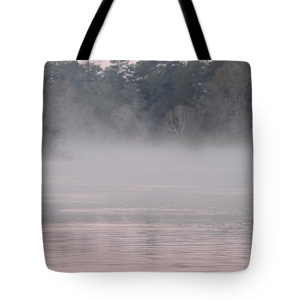 Tote Bag featuring the photograph Flint River 3 by Kim Pate