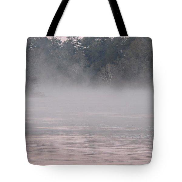 Flint River 3 Tote Bag