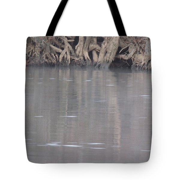 Tote Bag featuring the photograph Flint River 6 by Kim Pate