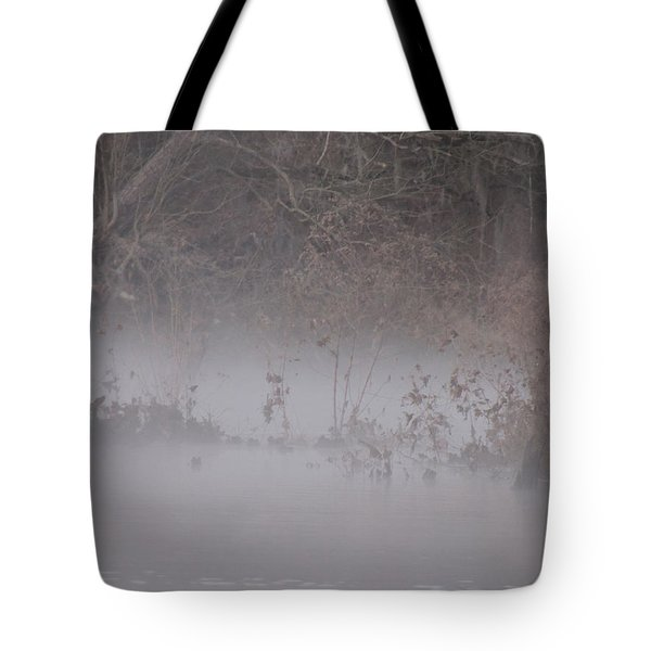 Tote Bag featuring the photograph Flint River 7 by Kim Pate