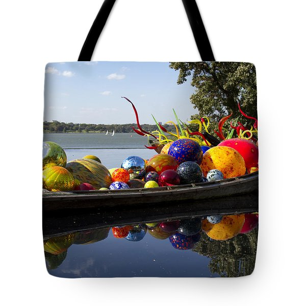 Float Boat Tote Bag