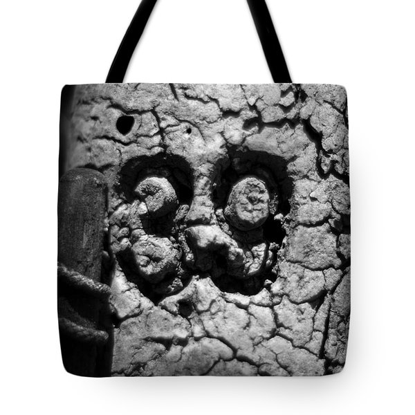 Tote Bag featuring the photograph Float Number 39 - Black And White by Rebecca Sherman