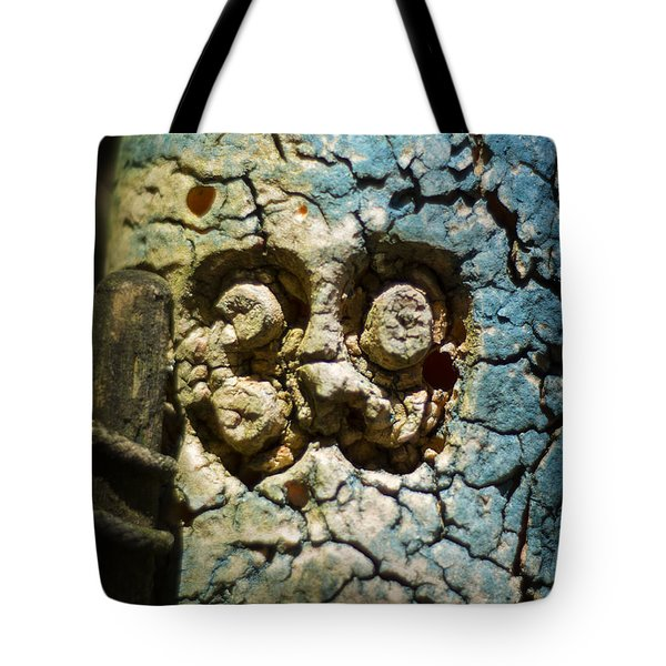 Tote Bag featuring the photograph Float Number 39 by Rebecca Sherman