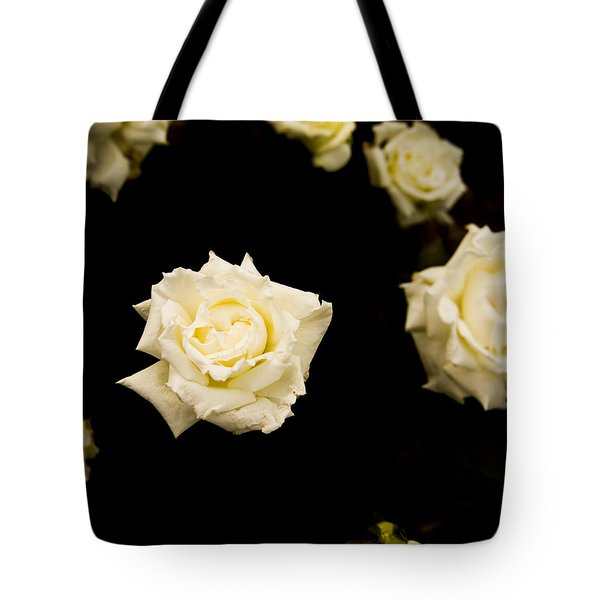 Floating In Darkness Tote Bag