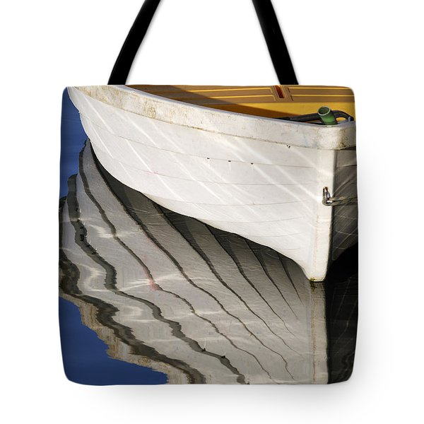 Floating On Blue 15 Tote Bag