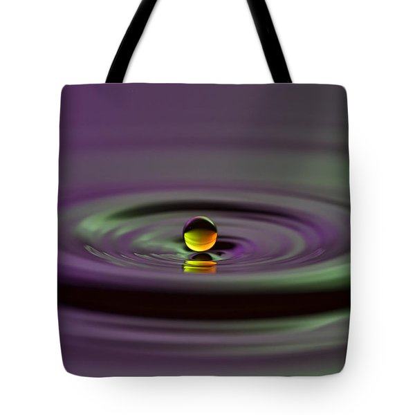 Floating On Water Tote Bag