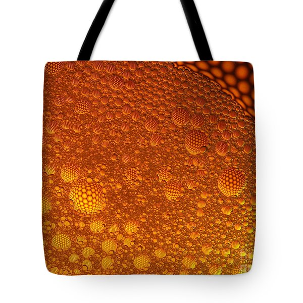 Tote Bag featuring the photograph Floating by Trena Mara