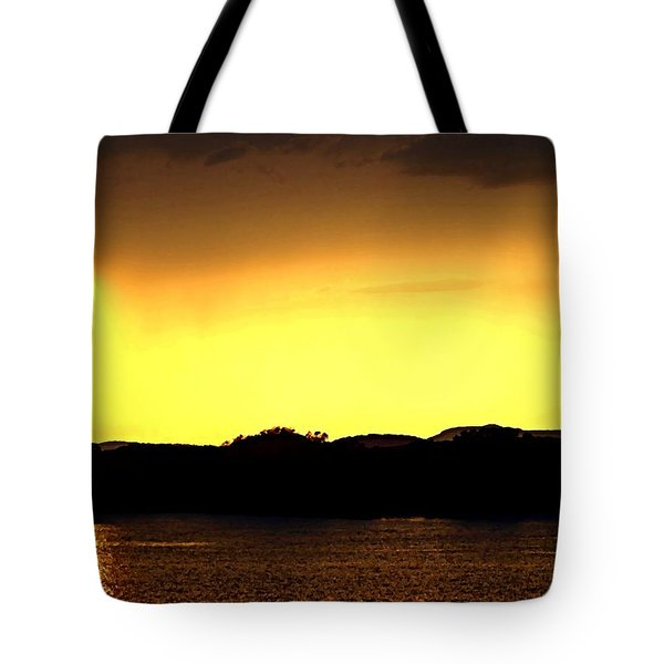 Flood Me With Your Light Tote Bag by Sharon Soberon
