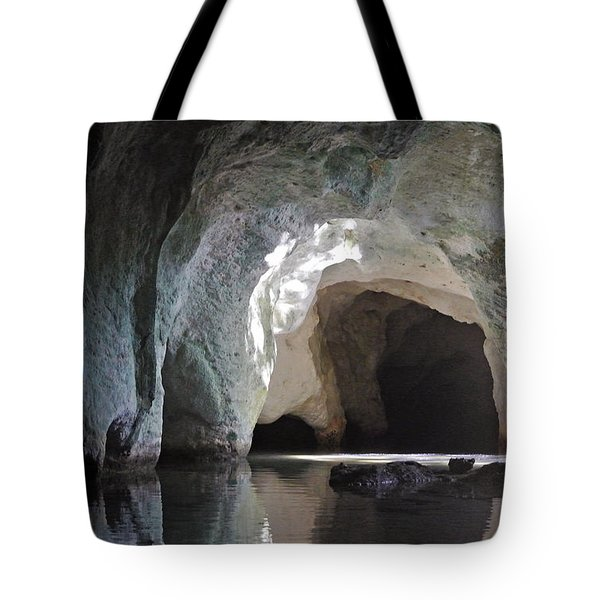 Flooding Light Tote Bag