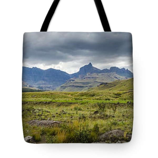Flooding Light Tote Bag by Roald Nel