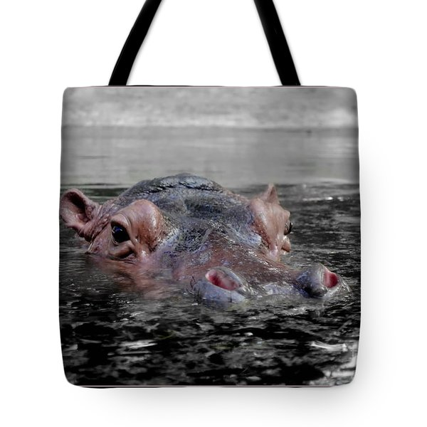 Flooding Tote Bag by Michelle Meenawong