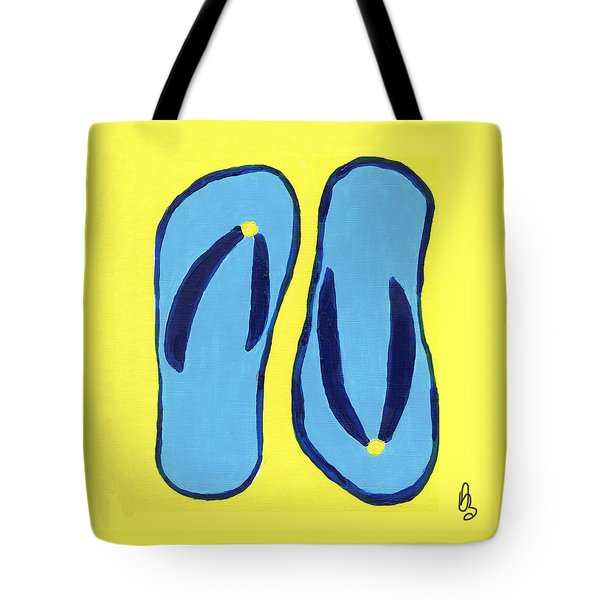 Flopped Tote Bag