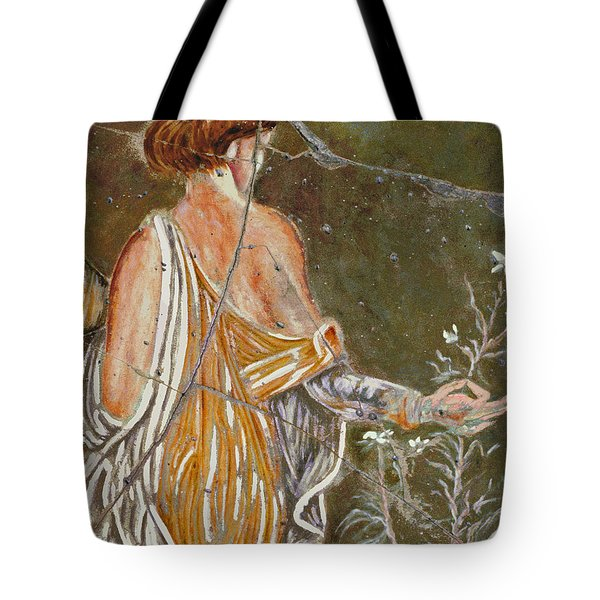 Flora - Study No. 1 Tote Bag