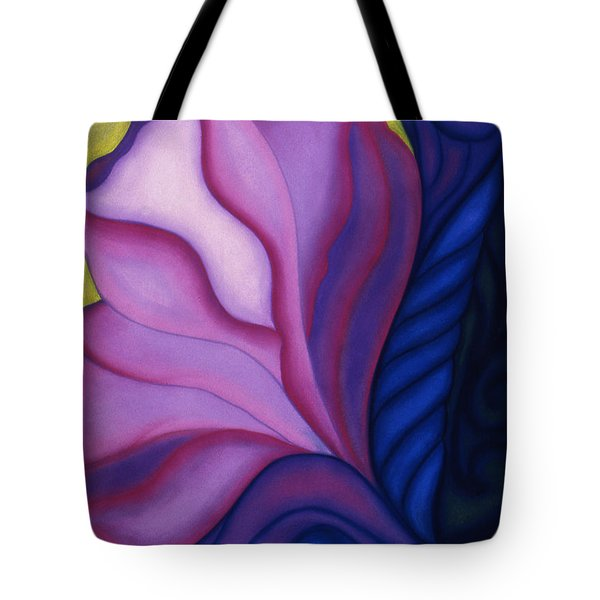 Flora Tote Bag by Susan Will