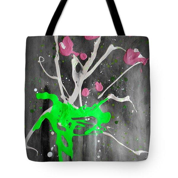 Floral #51 Tote Bag