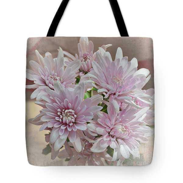 Tote Bag featuring the photograph Floral Dream by Michelle Meenawong