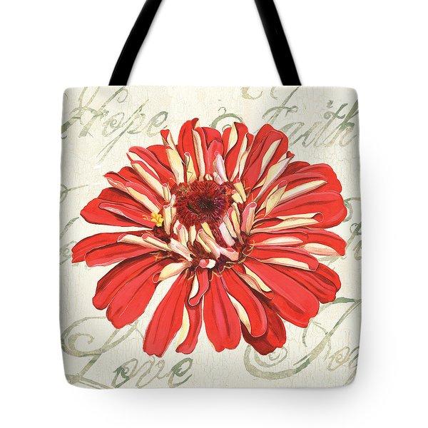 Floral Inspiration 1 Tote Bag