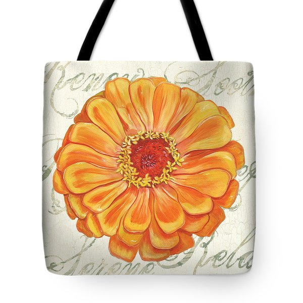 Floral Inspiration 2 Tote Bag