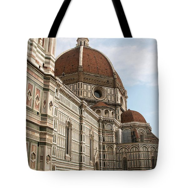 Florence Tote Bag by Evgeny Pisarev