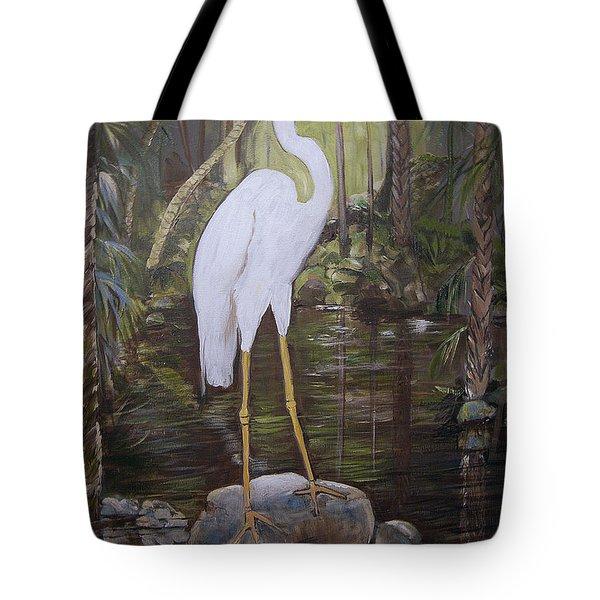 Florida Bird Tote Bag