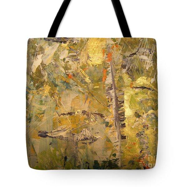 Florida Feather Tote Bag by Nancy Kane Chapman