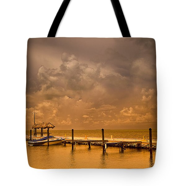 Florida Keys Tote Bag by Bruce Bain