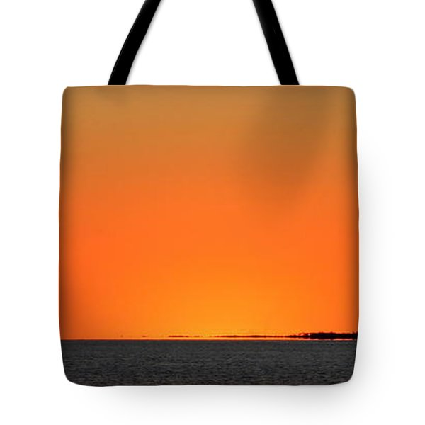 Florida Orange Tote Bag