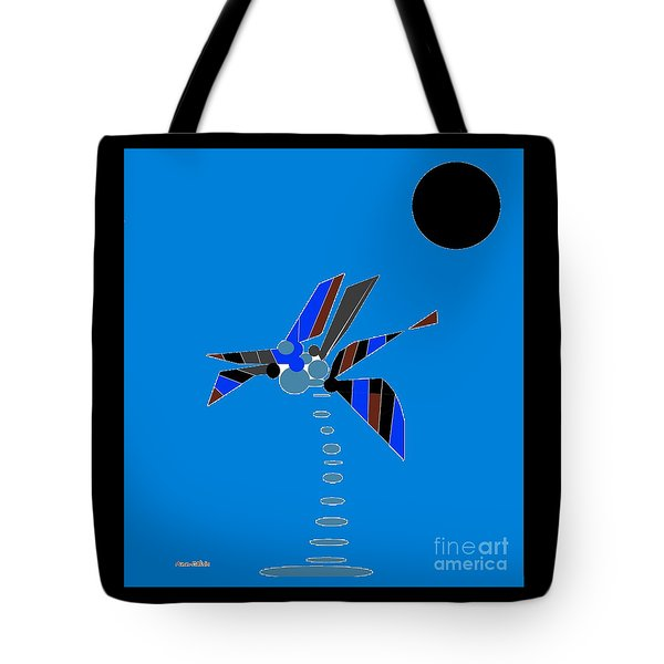 Florida Palm 2 Tote Bag