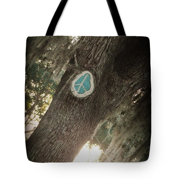 Florida Peace Tote Bag