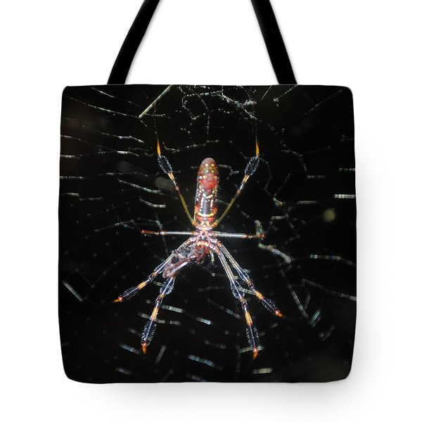 Insect Me Closely Tote Bag