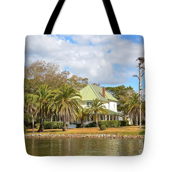 Florida Style Tote Bag