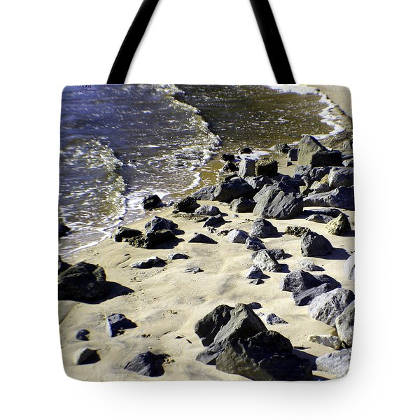 Florida Town Beach Tote Bag
