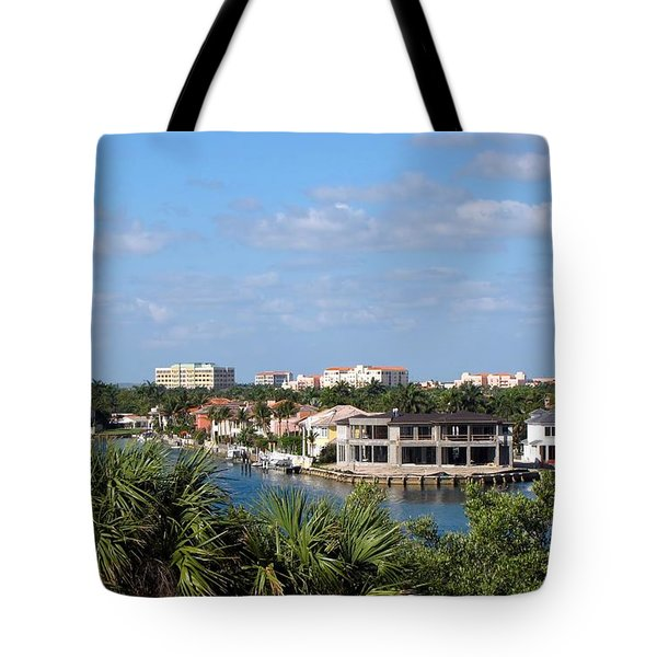 Florida Vacation Tote Bag