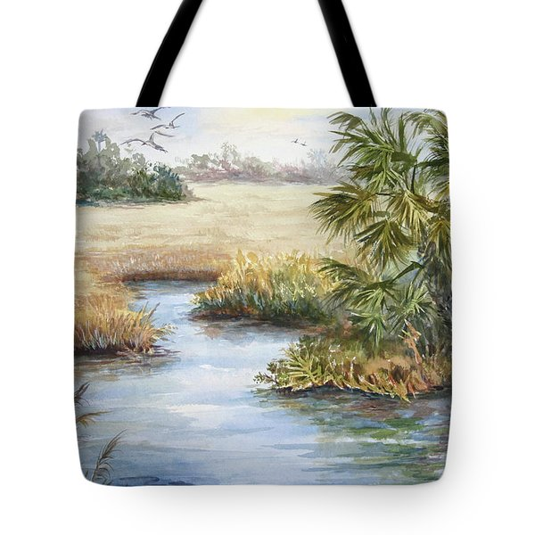 Florida Wilderness IIi Tote Bag