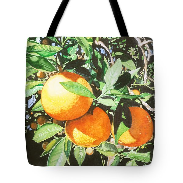 Florida's Finest Tote Bag