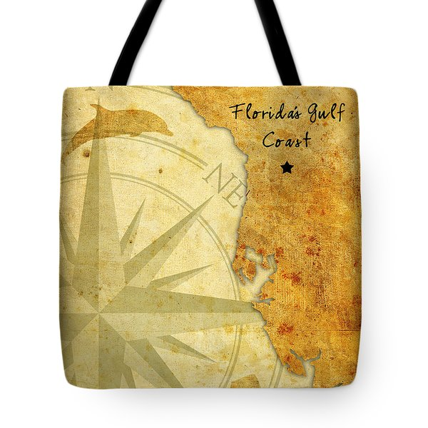 Florida's Gulf Coast Tote Bag