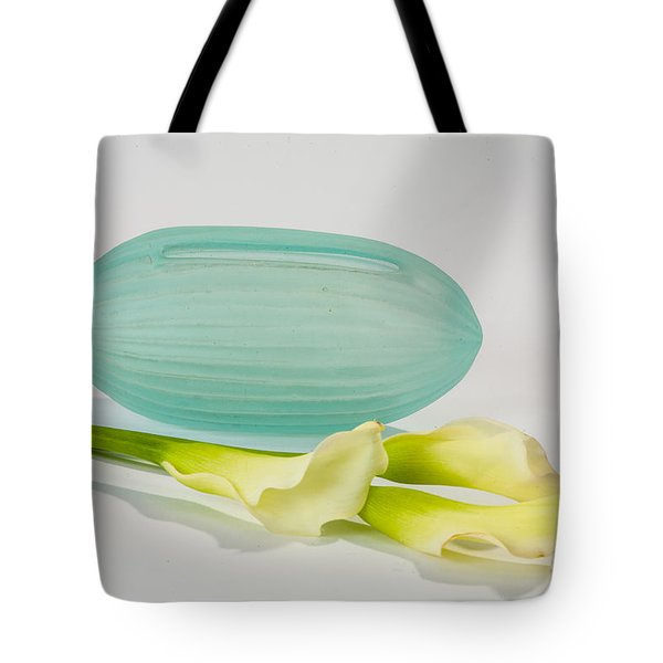 Flowers In Vases 4 Tote Bag