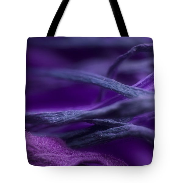 Tote Bag featuring the photograph Flow by WB Johnston