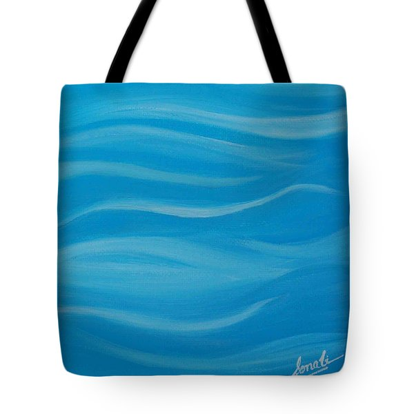 Flow2 Tote Bag