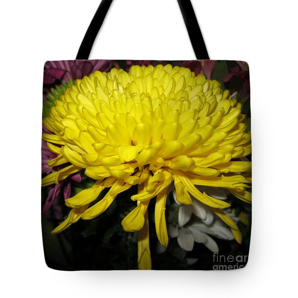 Yellow Queen. Beautiful Flowers Collection For Home Tote Bag