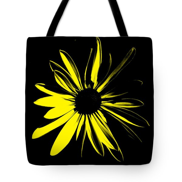 Tote Bag featuring the digital art Flower 8 by Maggy Marsh